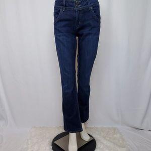 Hudson Blue Denim Signature Bootcut Jeans